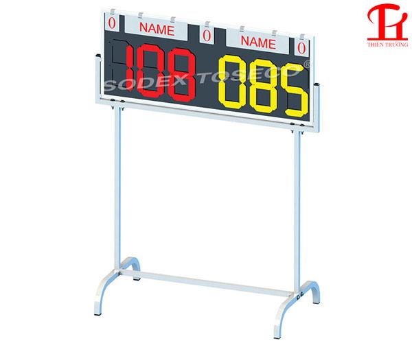 Bảng điểm bóng rổ S14550 của hãng Sodex Toseco giá rẻ Nhất