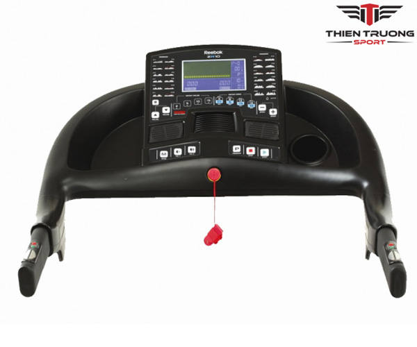 Bảng điều khiển máy chạy bộ điện Reebok ZR10