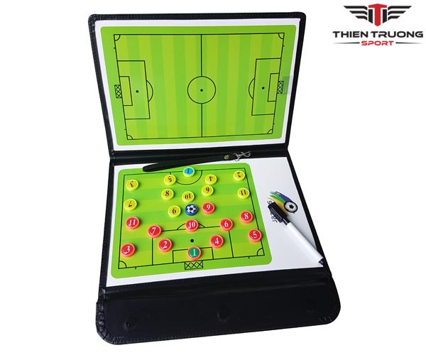 Bảng sơ đồ chiến thuật bóng đá quân nhựa 'xịn' dùng cho HLV