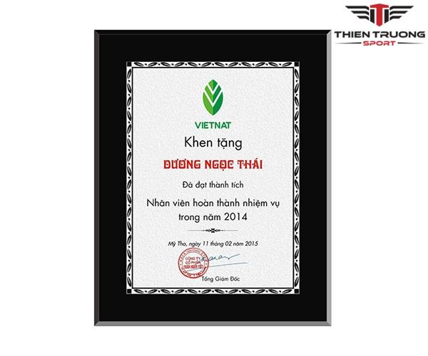 Bảng vinh danh 61012230 mẫu mới giá rẻ ở Thiên Trường Sport