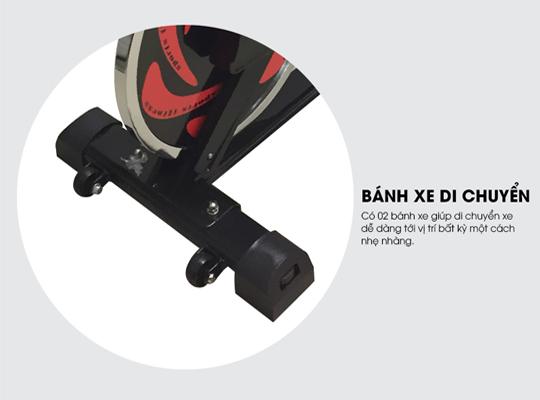 Bánh xe xe đạp tập YB-7800