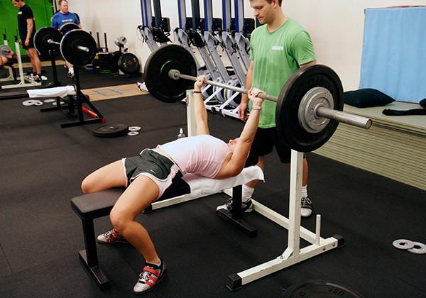 Giáo án tập Gym cho nữ tăng cân nhanh, hiệu quả nhất từ HLV