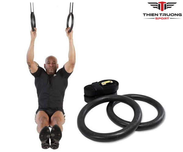 Bộ vòng xà tay tập thể dục Ring Dip dùng tập Gym giá rẻ Nhất