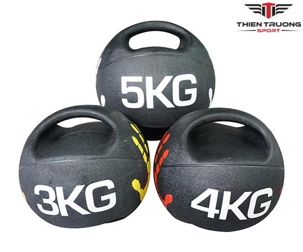 Bóng tạ thể lực (Medicine ball) sử dụng để tập Gym giá rẻ Nhất