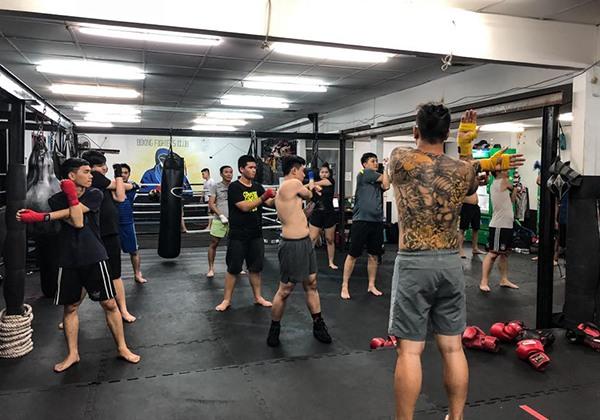 Địa điểm phòng tập Kickboxing ở TpHCM đầy đủ, chi tiết Nhất