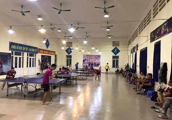 Câu lạc bộ bóng bàn DNT Long Biên