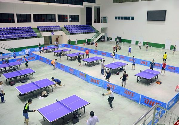 Địa điểm tập chơi bóng bàn tại Hà Nội đông người chơi Nhất !