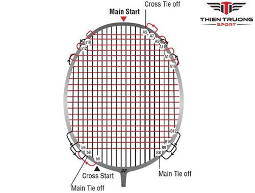 Căng vợt cầu lông bao nhiêu tiền? Chọn dây vợt nào phù hợp?