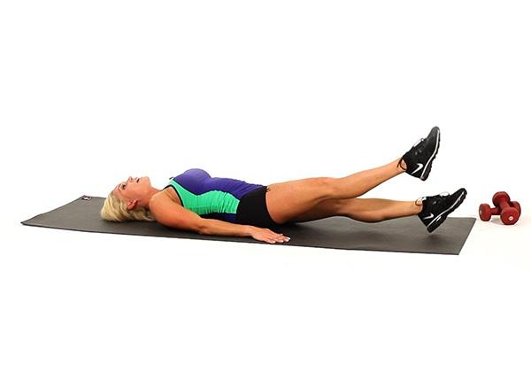 Các bài tập giảm mỡ bụng dưới cho nữ hiệu quả nhanh Nhất !