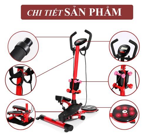 Cấu tạo máy tập thể dục đa năng TT-002