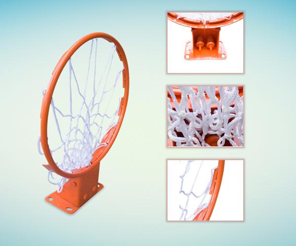 Cấu tạo vành bóng rổ NK