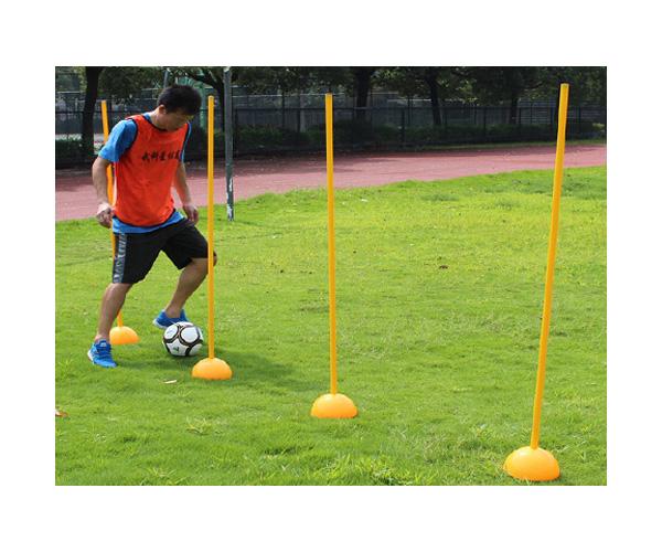 Cọc kỹ thuật bóng đá NO606 tập kỹ thuật dẫn bóng + qua người