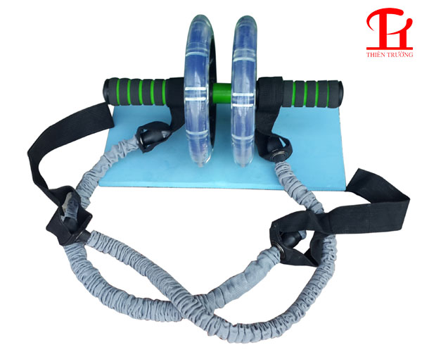 Con lăn tập bụng đàn hồi hiệu quả giá rẻ tại Thiên Trường Sport
