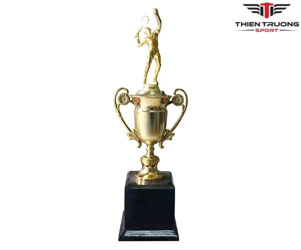 Cúp Tennis, Cúp biểu tượng Tennis dùng trao giải giá rẻ Nhất !