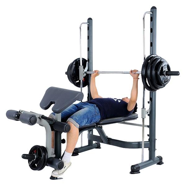 Đẩy ngực ghế tập tạ Power Rack FX32