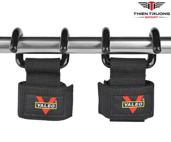 Dây quấn cổ tay có móc nâng tạ Valeo XG-7051 xịn giá rẻ Nhất