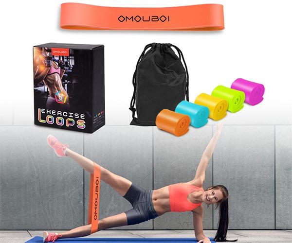 Dây thun tập Gym Omouboi giá rẻ nhất tại Thiên Trường Sport