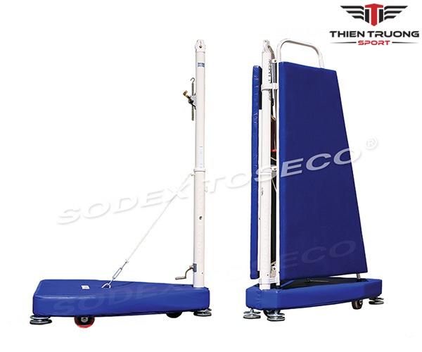 Đế trụ bóng chuyền di động S32355 của hãng Sodex giá rẻ nhất