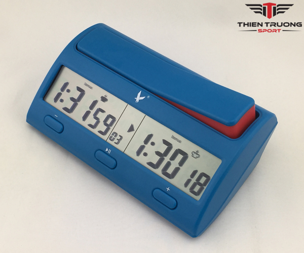 Đồng hồ thi đấu cờ vua LEAP PQ9912 dùng thi đấu giá rẻ Nhất