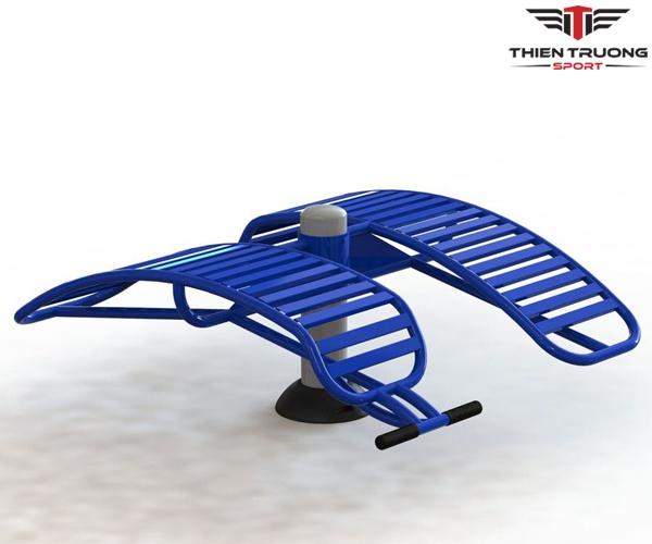 Dụng cụ tập lưng bụng Vifa Sport VIFA-711312 cho công viên !