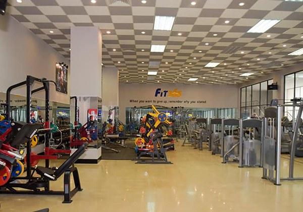 Phòng tập Fit365 Fitness & Yoga Phú Thọ