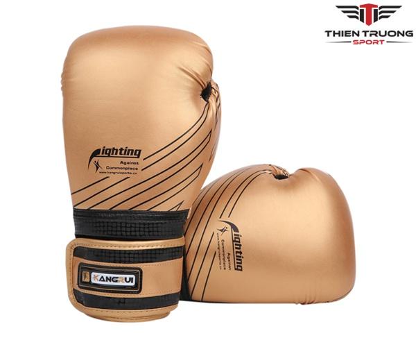 Găng tay Boxing Kangrui KB334 tiêu chuẩn thi đấu giá rẻ Nhất