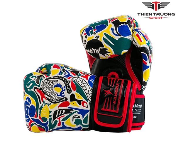 Găng tay Boxing Kangrui KS325 tiêu chuẩn giá rẻ tại Việt Nam