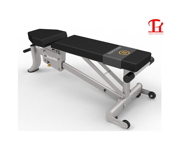 Ghế băng điều chỉnh Impulse ES7011 cao cấp cho phòng Gym !