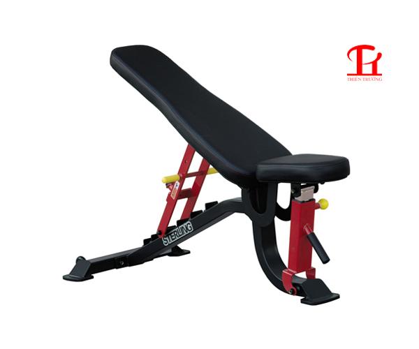 Ghế đa năng điều chỉnh Impulse SL7011 dùng cho phòng Gym !