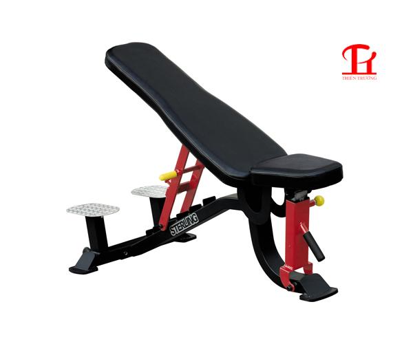 Ghế đa năng điều chỉnh Impulse SL7012 dùng cho phòng Gym !
