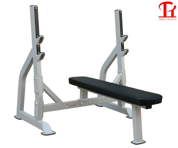 Ghế đẩy ngực ngang Impulse IFOFB sử dụng cho phòng Gym !