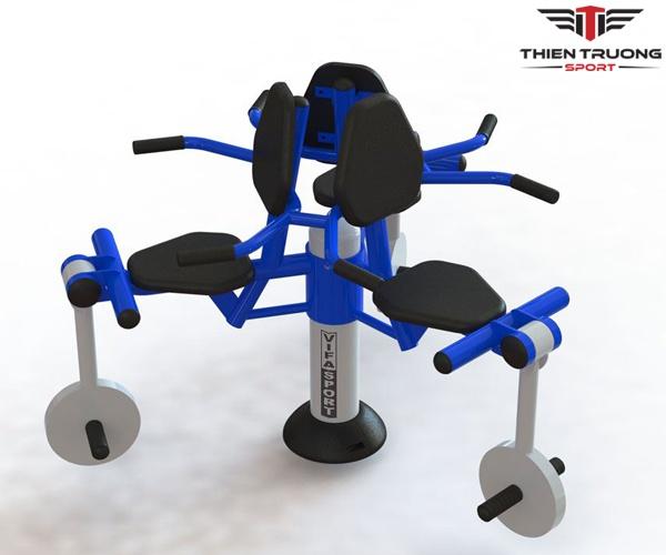 Ghế tập chân Vifa Sport VIFA-711523 sử dụng cho Công Viên !