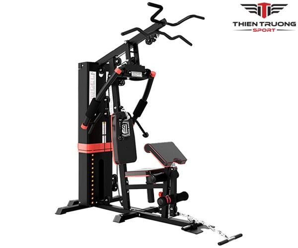 Giàn tạ đa năng HQ-708A dùng tập Gym hiệu quả, giá rẻ Nhất !