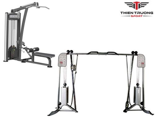Các máy tập thể hình cần thiết nhất dùng cho phòng tập Gym !
