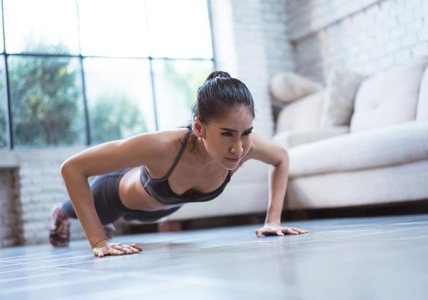 10 bài tập tay cho nữ giúp giảm mỡ bắp tay hiệu quả tốt nhất !
