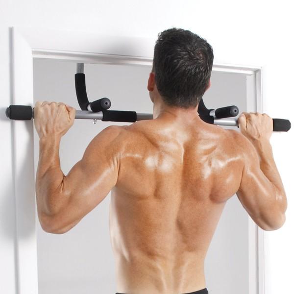 Hít xà với xà đơn Iron Gym 1557A