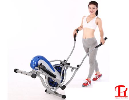 Sử dụng xe đạp tập thể dục tại nhà đúng cách và hiệu quả Nhất