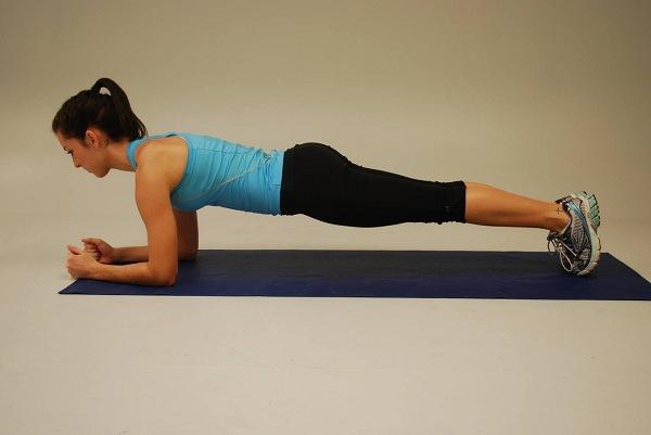 Hướng dẫn tập Plank đúng cách