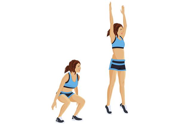 Jump Squat là gì?