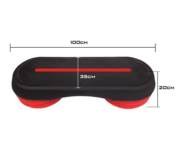 Kích thước bục tập Aerobic 940