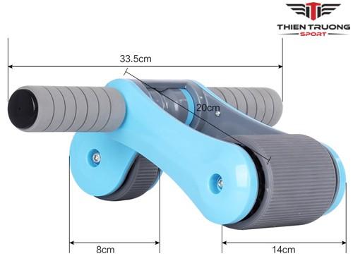 Kích thước con lăn tập bụng Gym Roller