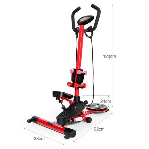 Kích thước lắp máy tập thể dục TT-002