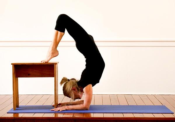 Kiểu Iyengar Yoga