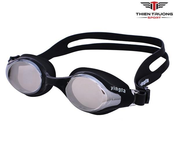 Kính bơi phản quang Yingfa Y686AFV màu đen