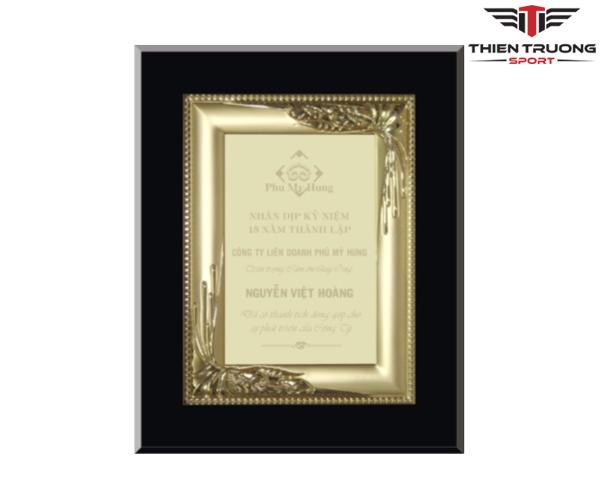 Kỷ niệm chương Luxury 68022330G cao cấp, đẹp và giá rẻ nhất
