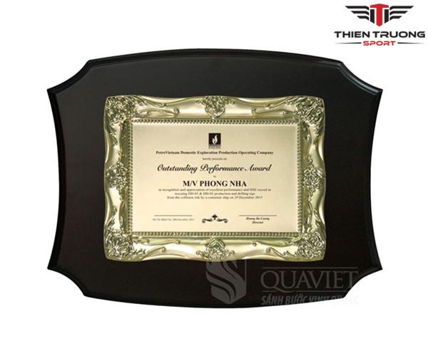 Kỷ niệm chương Luxury 68042733G dùng để vinh danh, tri ân !