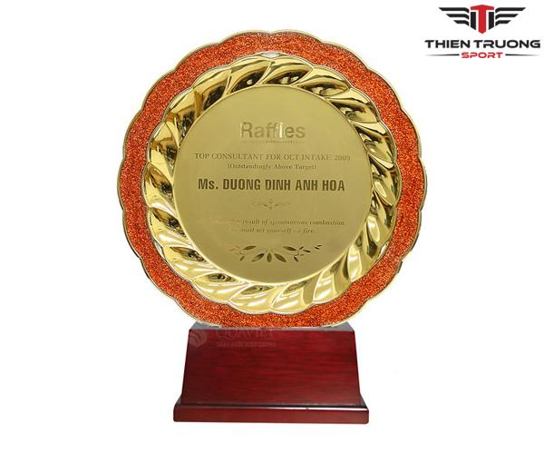 Kỷ niệm chương Luxury 6901G mạ vàng cực đẹp và giá rẻ nhất