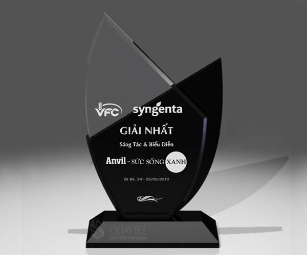 Kỷ niệm chương Mica 63151220 thiết kế đẹp mắt và giá rẻ nhất