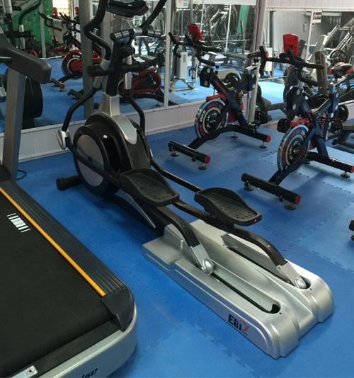Lắp đặt phòng tập DH Gym