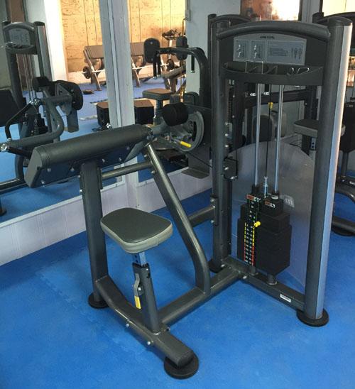 Lắp phòng tập DH Gym
